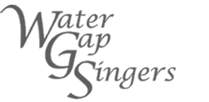 Water Gap Singers Logo